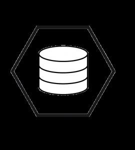 logo vectoriel hébergement informatique