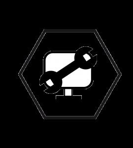 logo vectoriel informatique