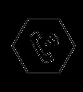 logo vectoriel téléphone